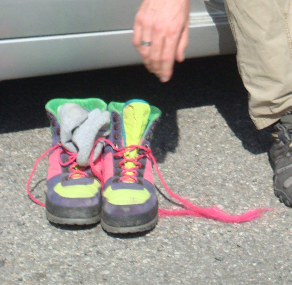 chaussures Manu
