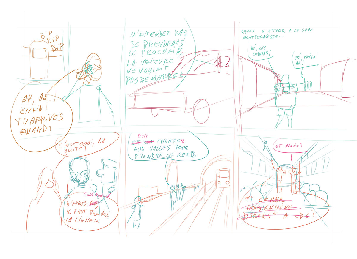 Planche 05 - storyboard