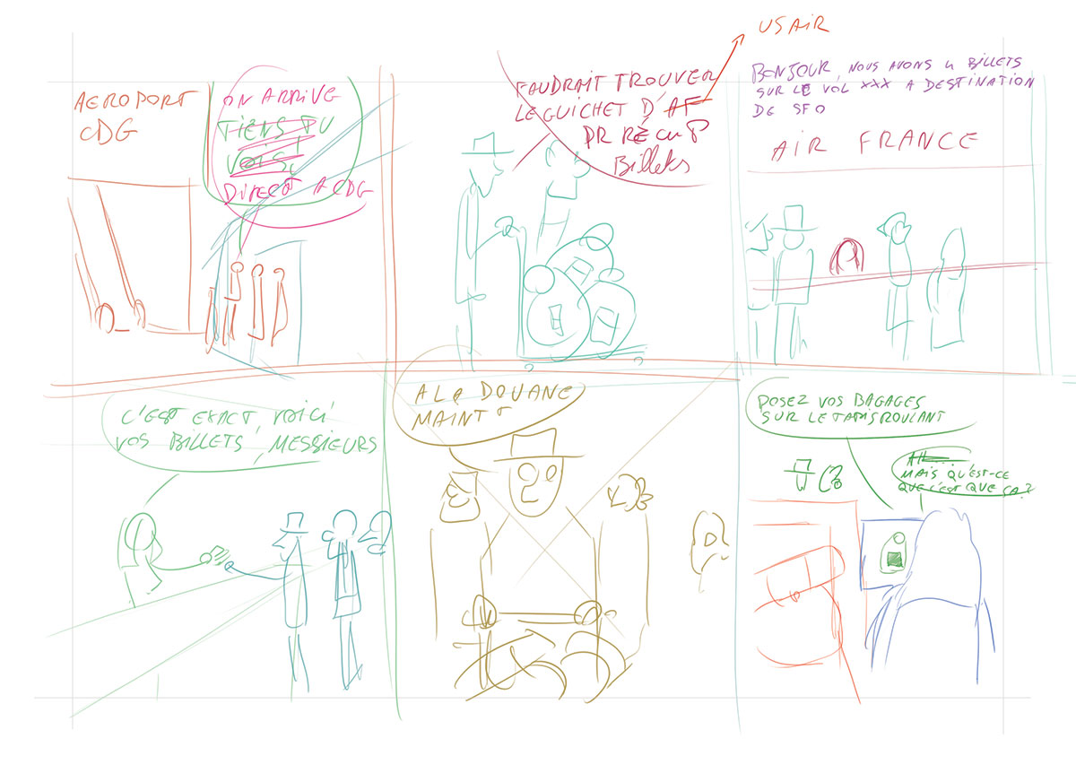 Storyboard planche 06