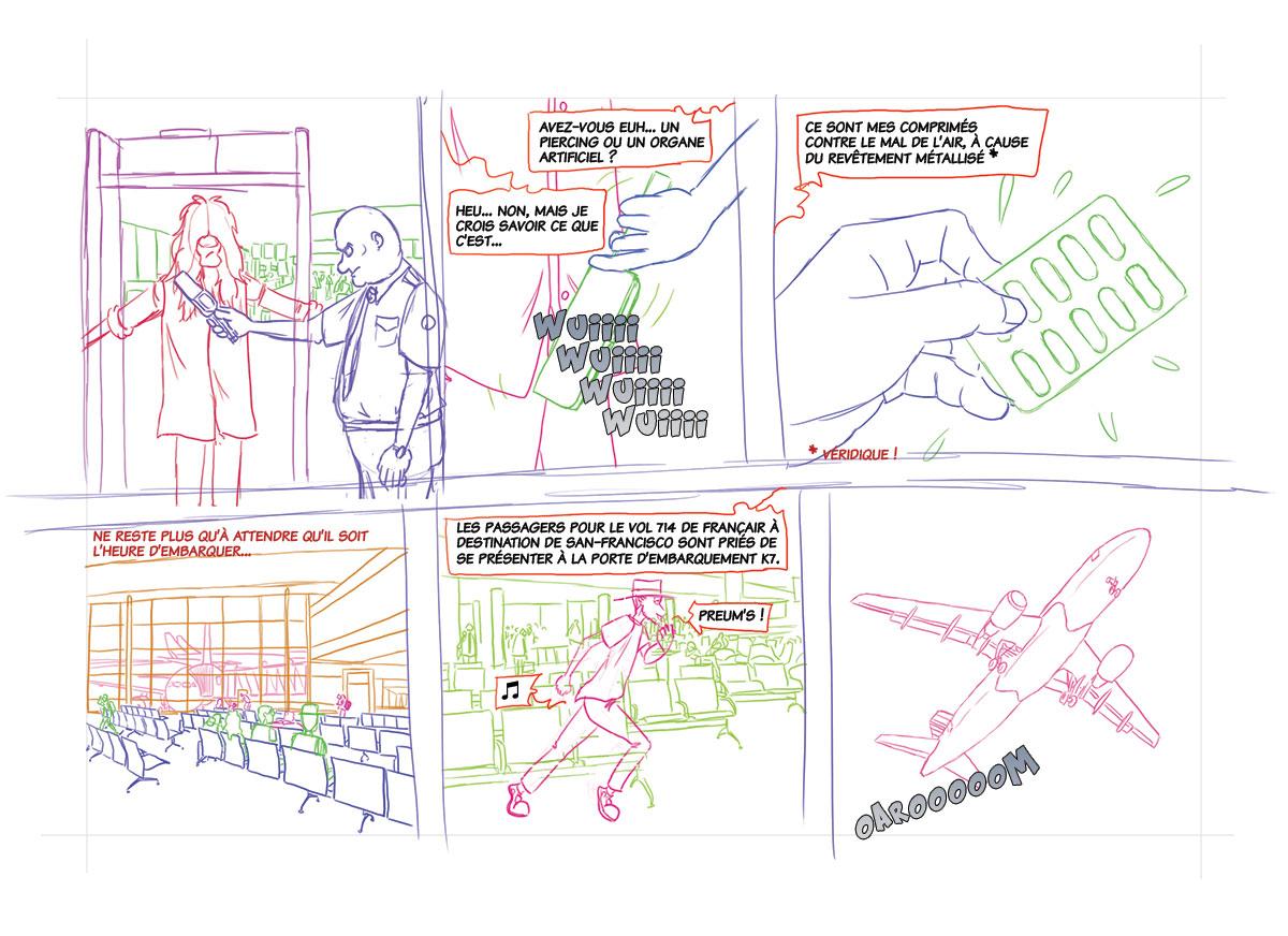 Crayonné planche 08